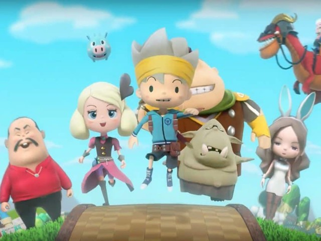 The Snack World : l'exclusivité Switch de Level-5 est prévue pour février 2020 en Occident