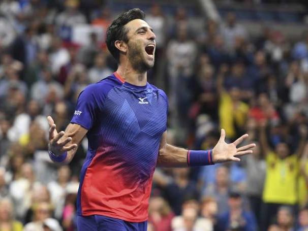 Tennis: le Chilien Nicolas Jarry et le Colombien Robert Farah suspendus pour dopage