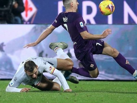 Serie A : Coup dur pour la Fiorentina... Opéré de la cheville, Ribéry pas de retour avant dix semaines