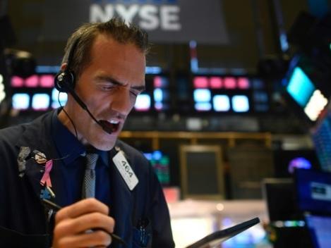 Wall Street voit rouge avec la flambée des prix de l'or noir