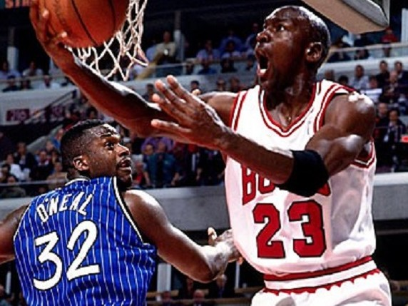 16 janvier 1993, Michael Jordan plantait 64 points au Magic d'Orlando du Shaq