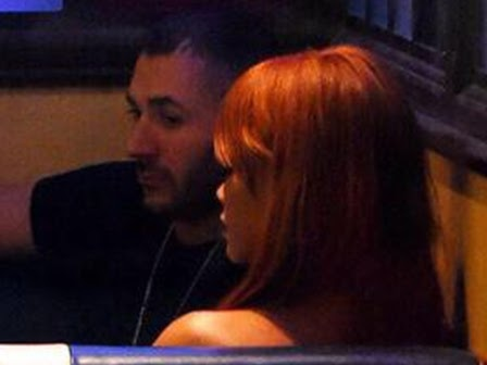 Rihanna en couple avec Karim Benzema ? (PHOTOS)