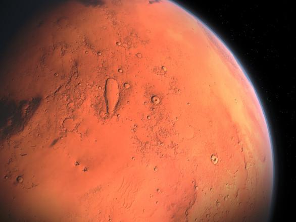 La Nasa met au point une «carte aux trésors» de l'eau glacée sur Mars – image