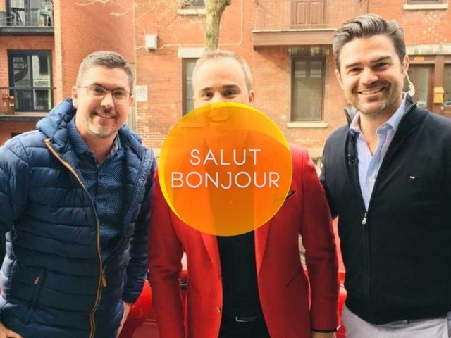 Salut Bonjour : Antoine Joubert parle des voitures compactes