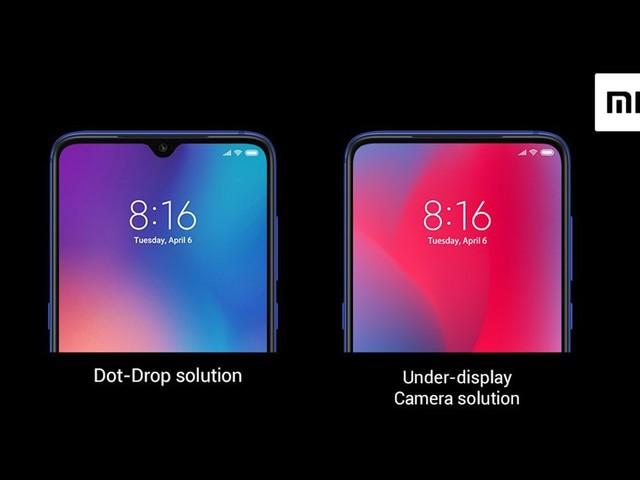 Xiaomi brise nos rêves: les smartphones de 2020 n'auraient pas la caméra sous l'écran