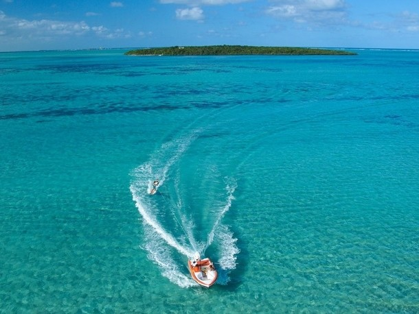 Top 5 des activités à sensations fortes à l'île Maurice