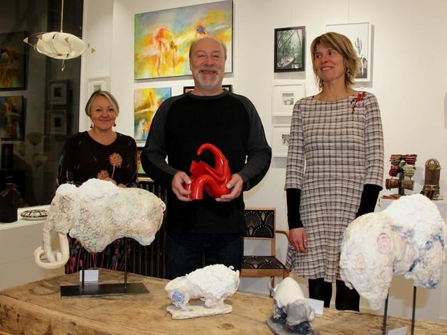 Dinan : Cinq créateurs arrivent rue Haute-Voie