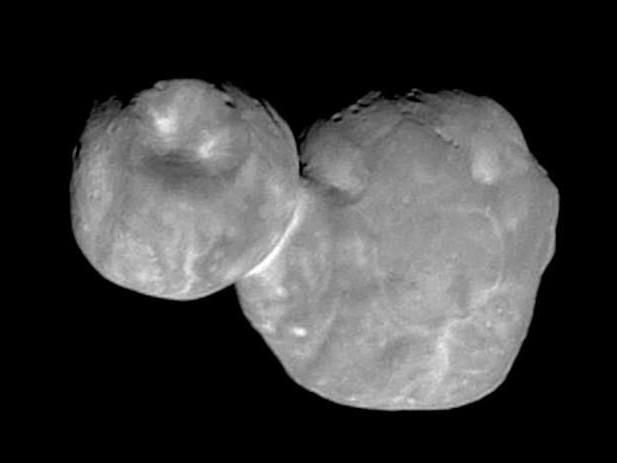La NASA renomme un objet céleste après une controverse autour de connotations nazies