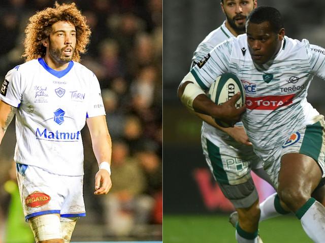 Rugby - Coupes d'Europe - Challenge Cup : Castres et Pau pour prendre le bon quart
