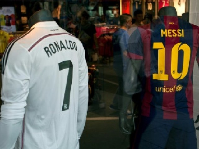 Real-Barça: Ronaldo-Messi, un Clasico pour régler les comptes