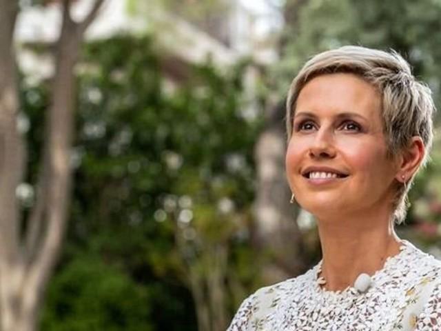 """Asma al-Assad, l'épouse du président syrien, annonce être """"totalement"""" guérie du cancer"""