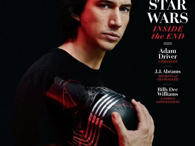 Star Wars – L'Ascension de Skywalker : Adam Driver en couverture de Rolling Stone et… un premier extrait !