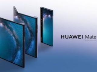 Huawei Mate X : en vente le 15 novembre et la version 5G arrivera en 2020