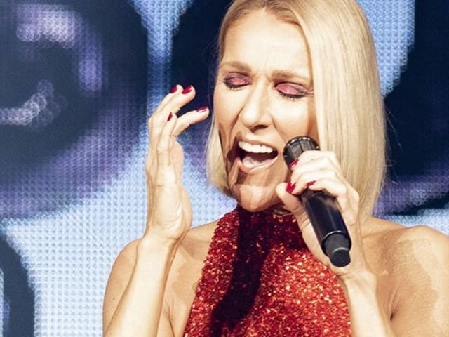"""Après la maladie, Céline Dion revient avec difficulté sur scène : """"Je lutte présentement"""""""
