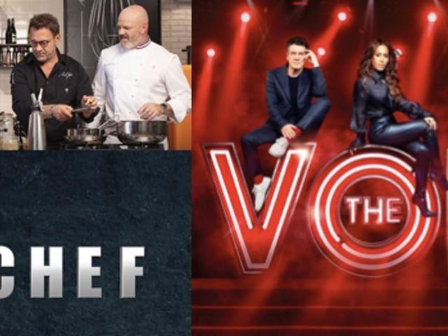 """""""The Voice"""" et """"Top Chef"""" : les dates de diffusion sont connues"""