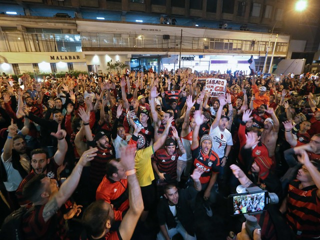 Football - Etranger - Copa Libertadores : une finale sous haute tension