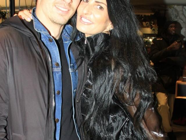 Sylvie Ortega Munos : Amoureuse avec son nouveau chéri mannequin à Paris