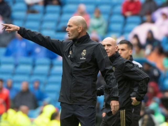 C1: au Real Madrid, la révolution Zidane face au couperet PSG