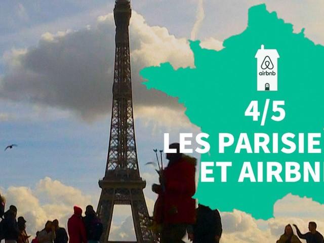 Avant les municipales à Paris, Airbnb est au cœur des préoccupations