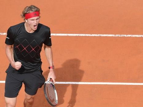 Roland-Garros: Zverev, Thiem, Shapovalov, les visages de la nouvelle vague