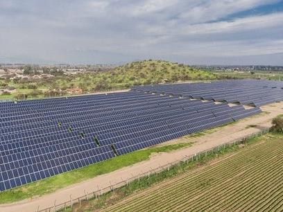 Cap Vert Energie fourbit ses armes au Chili