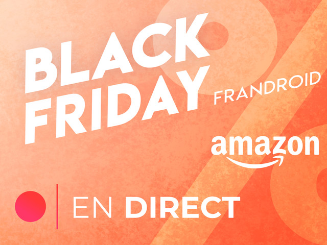 Amazon : les meilleures offres Black Friday en direct