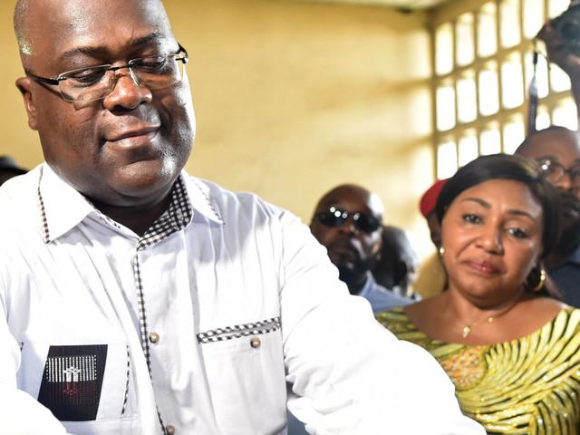 Félix Tshisekedi élu président de la République Démocratique du Congo, une première pour un opposant