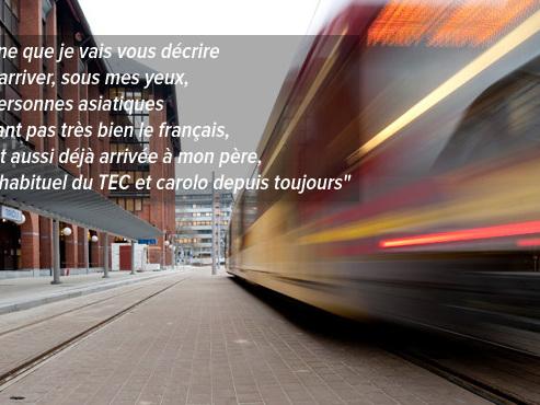 Maxime s'interroge: pourquoi ce chauffeur du métro de Charleroi a refusé l'achat d'un billet à bord?