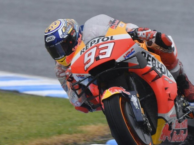Marc Marquez s'impose au Japon devant Fabio Quartararo