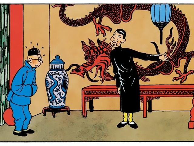 Les Aventures de Tintin : le Lotus bleu (1/5) : Tintin chez le Maharadjah de Rawhajpoutalah