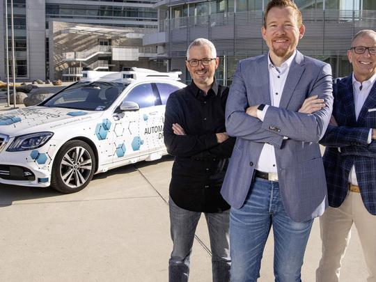 Bosch et Mercedes lancent une Classe S autonome aux Etats-Unis