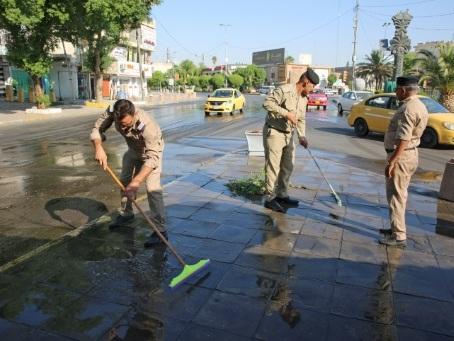 Bagdad sous forte tension après des violences sanglantes, levée du couvre-feu