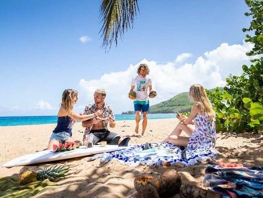 Bilan : une année 2018 record pour les îles de Guadeloupe