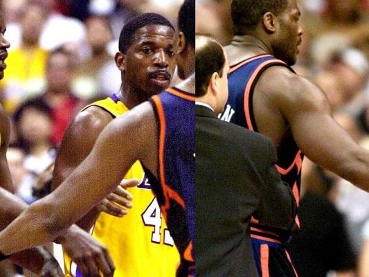 [Trash Talk] Retour sur la rixe Chris Childs – Kobe Bryant en 2000