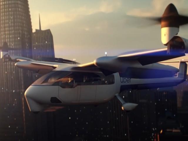 [Vidéo] Uber Elevate veut faire décoller ses taxis volants dans 3 ans