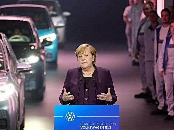 Voiture électrique : comment l'Allemagne veut devenir numéro 1 en Europe