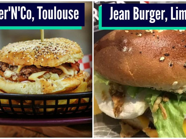 Top 10 des meilleurs burgers de France, les vacances de la graille