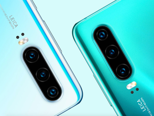 Les Huawei P30, P30 Pro, Mate 20 en chute à -58% sur Amazon