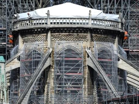 Le projet de loi pour la restauration de Notre-Dame adopté par l'Assemblée