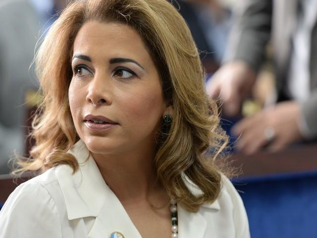 La princesse Haya, femme de l'émir de Dubaï, en fuite à Londres