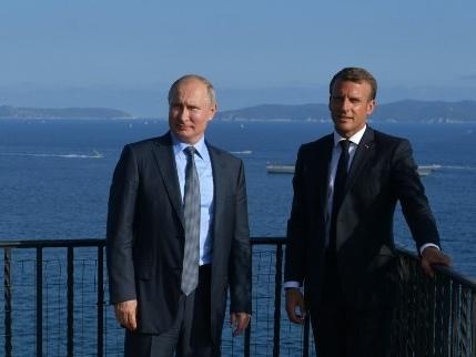 Qu'attendre du rapprochement franco-russe?