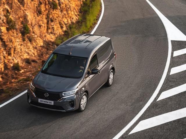 Nissan Townstar (2021) : le plein de nouveautés pour le remplaçant du NV250