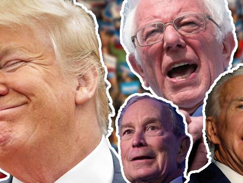 """Moment de vérité pour les démocrates qui veulent détrôner Trump: tout ce qu'il faut savoir sur le """"Super Tuesday"""""""