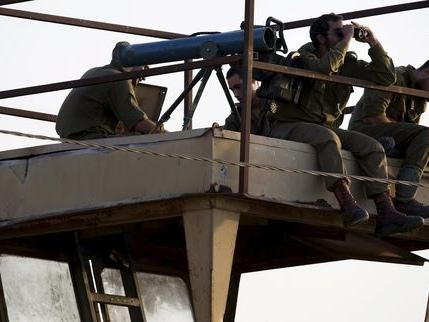 Des soldats israéliens blessés lors d'une explosion à la frontière avec la bande de Gaza