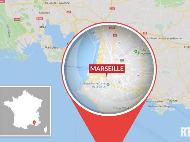 Marseille : mis en joue, un policier tue un braqueur présumé après une course-poursuite