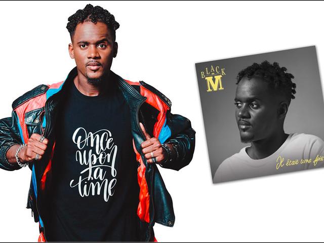 Black M : « Dans ce disque, je raconte ma vie »