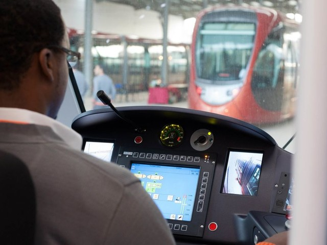 Casablanca: 141 accidents de tramway en 2018