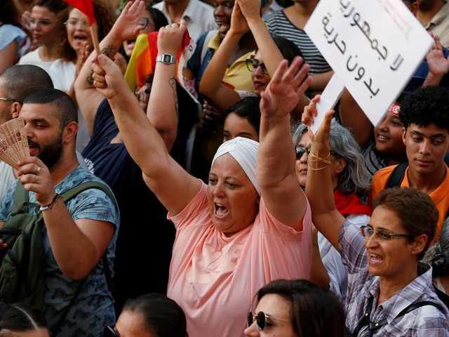 Tunisie: le président annonce un projet de loi sur l'égalité dans l'héritage