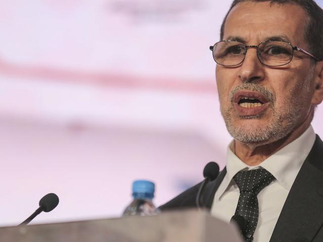 """""""Je démissionne"""", la fausse interview du chef du gouvernementSaad-Eddine El Othmani"""