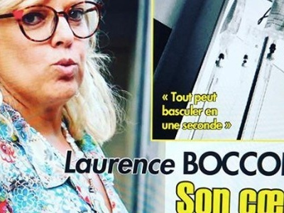 Laurence Boccolini « proche de la mort », cette infection contractée en Afrique (photo)
